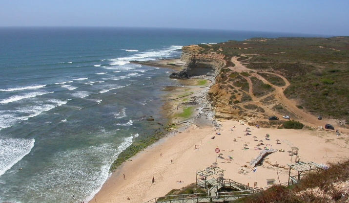 plages ericeira portugal