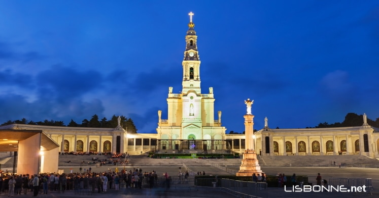 sanctuaire de Fátima