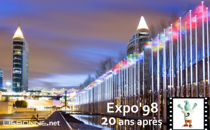 spectacle multimedia parc des nations