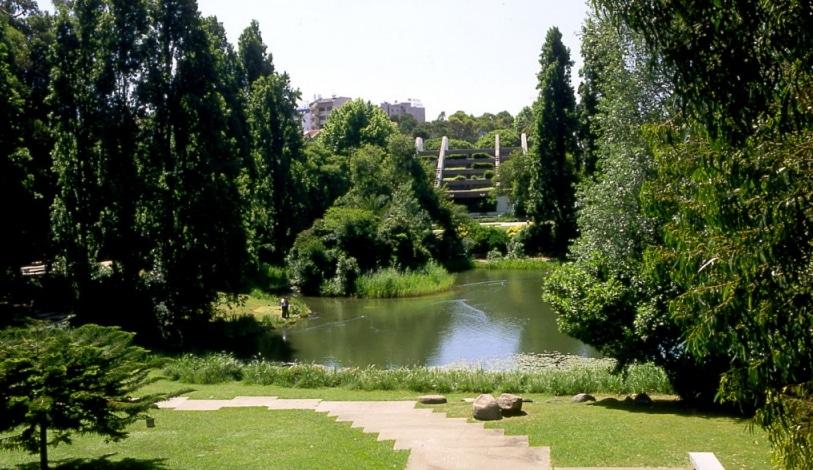 jardin musee gulbenkian lisbonne
