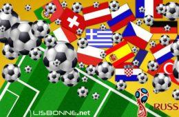 coupe du monde 2018 lisbonne