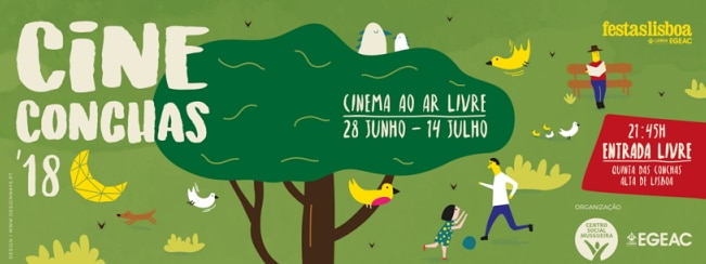 cinema en plein air gratuit