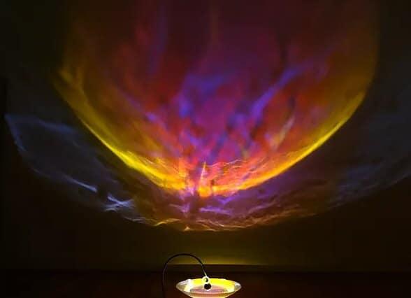 Light Métamorphosis - Laurent Fort