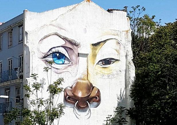 le meilleur de l'art urbain à lisbonne