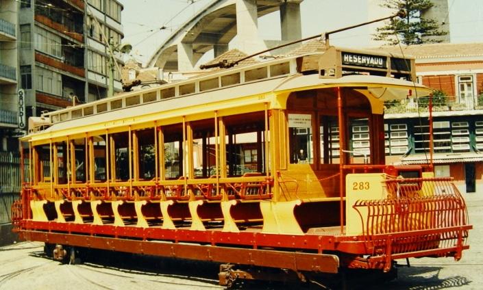 tramway historique lisbonne