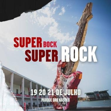 SUPER BOCK SUPER ROCK 2018
