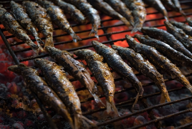 conseils pour manger des sardines grillées