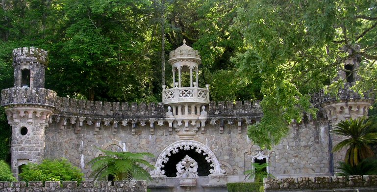 jardin des palais de sintra