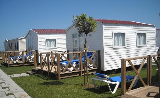 bungalow camping cascais