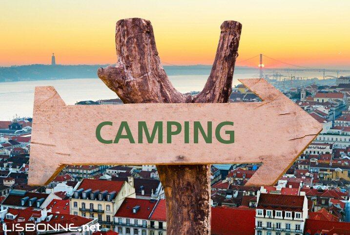 où camper à lisbonne