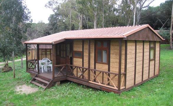 mobil home camping lisbonne
