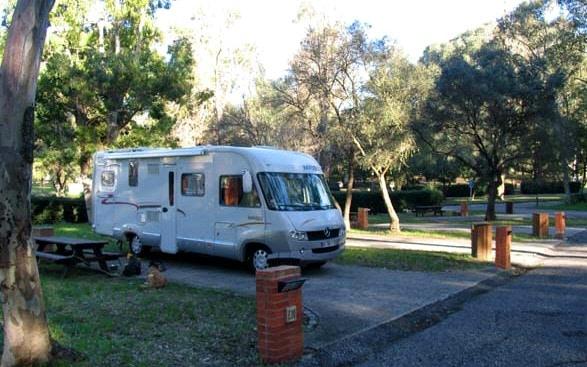 lisbonne en camping car
