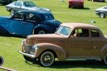 concours voitures classiques au jardin du casino d'estoril