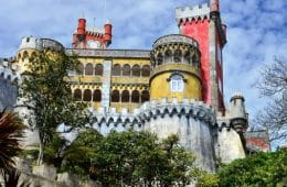 billet coupe file palais et monuments sintra