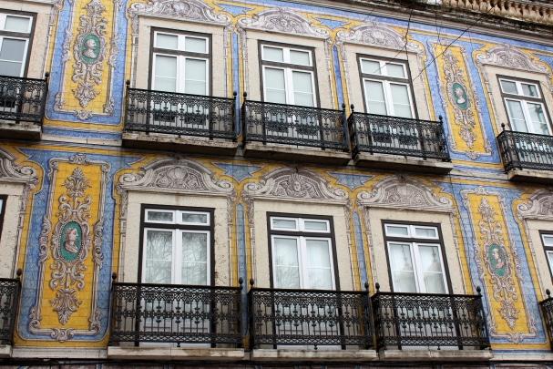 les plus beaux immeubles de lisbonne