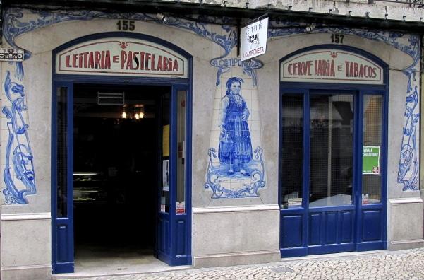 façade laiterie lisbonne
