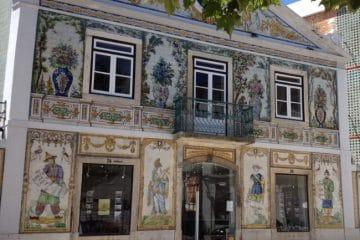 façade azulejos lisbonne