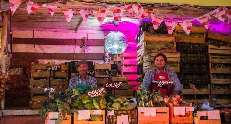 marché producteurs fruits et légumes