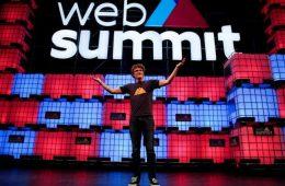 web summit 10 ans à Lisbonne