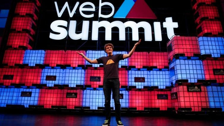 web summit 10 ans à Lisbonne