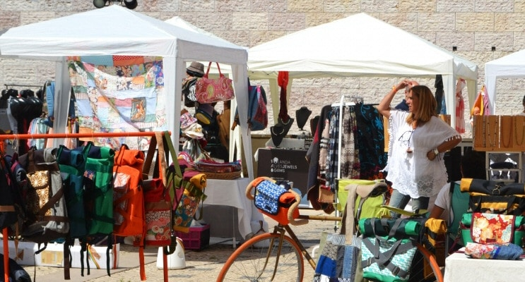 marché artisanal lisbonne