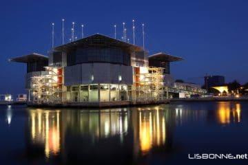 oceanarium parc des nations