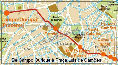 parcours tramway 28