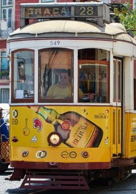 trajet tramway 28