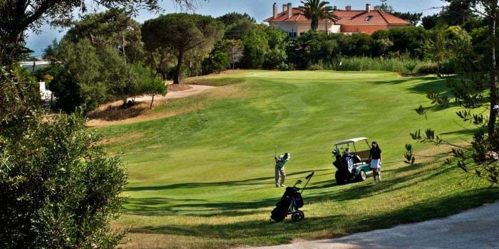 jouer au golf à lisbonne