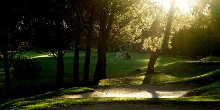 parcours 18 trous golf lisbonne