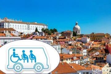 les transports de lisbonne en fauteuil roulant