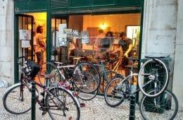 faire du vélo à lisbonne