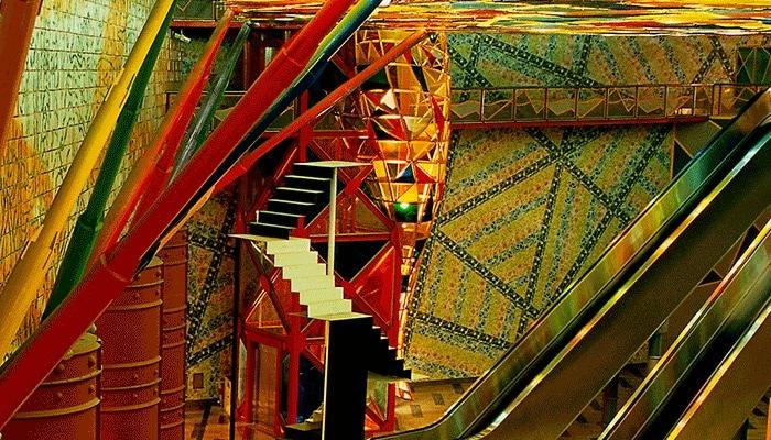 azulejos métro lisbonne
