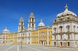 les plus beaux palais de lisbonne
