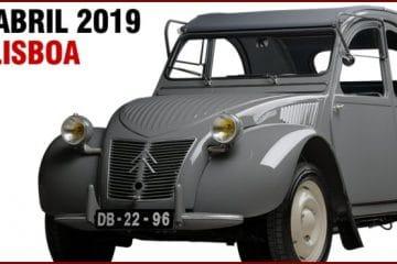 salon Motorclássico 2019