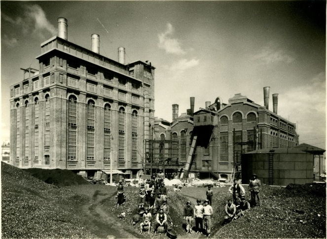 centrale hydraulique lisbonne