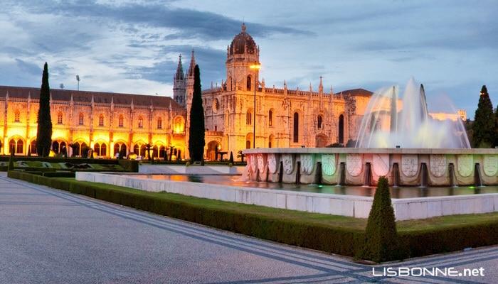 visiter les monuments de lisbonne