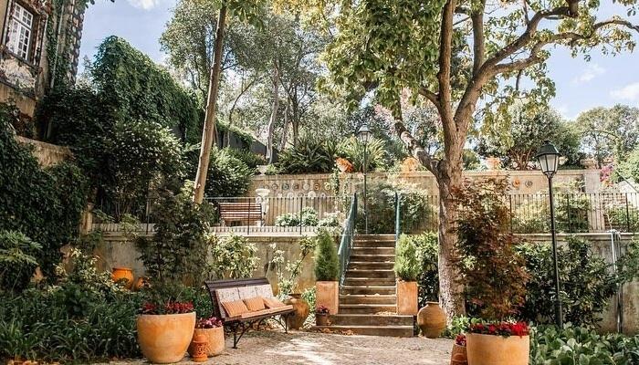 visite gratuite des jardins privés