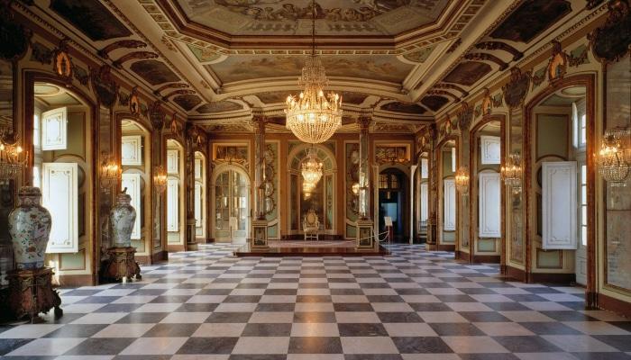 visite du palais