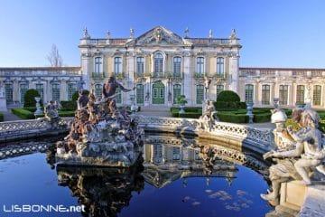 les palais de lisbonne