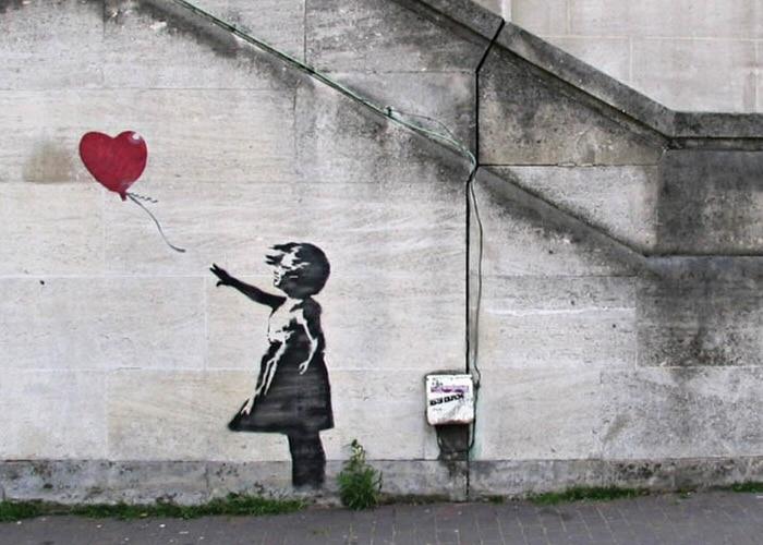 artiste urbain