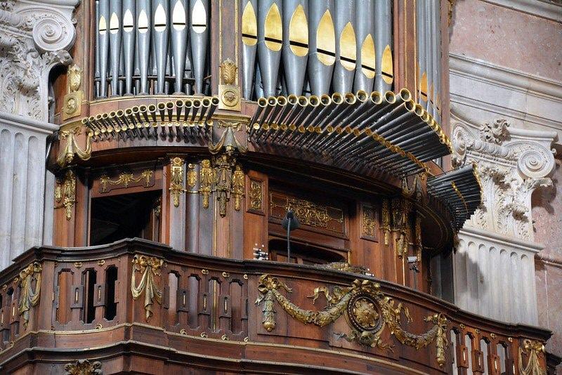 orgue baroque mafra