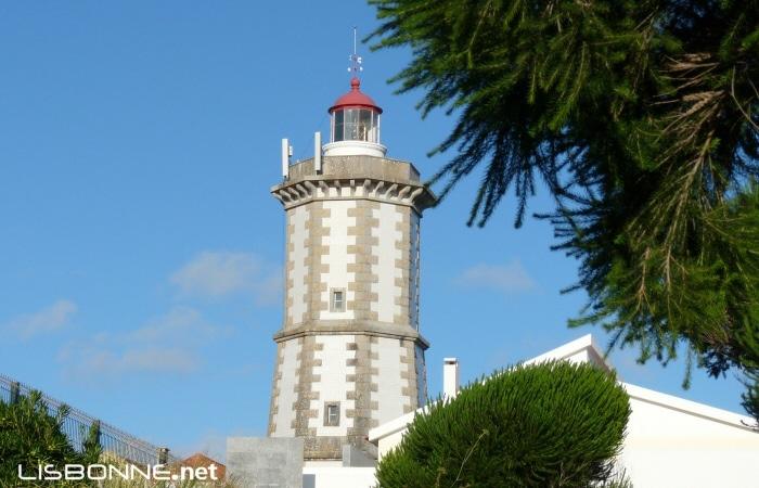 phare au portugal