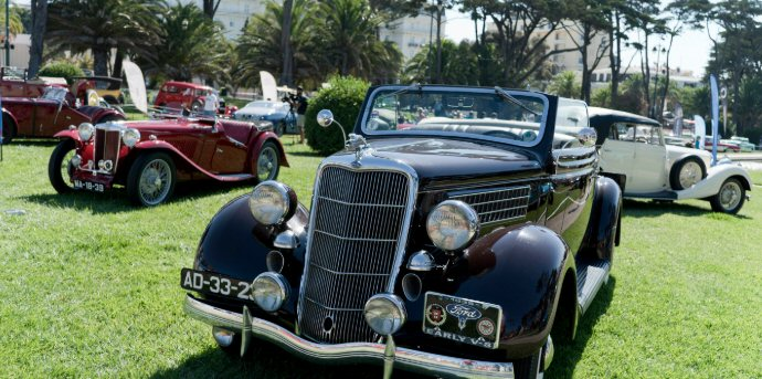 voitures historiques