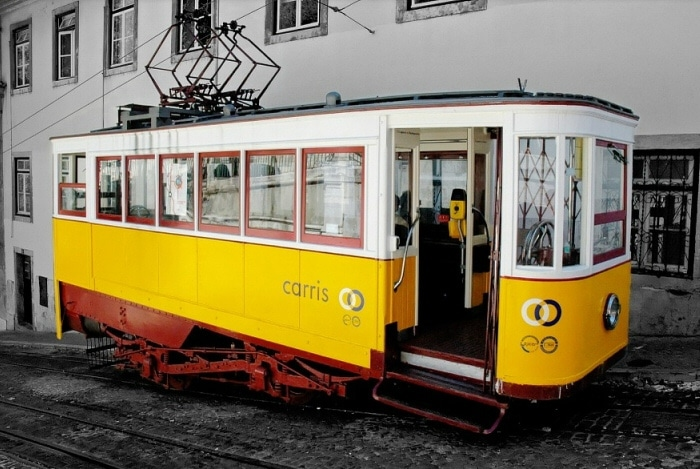 transport typique lisbonne