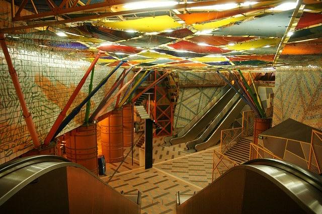 azulejos métro