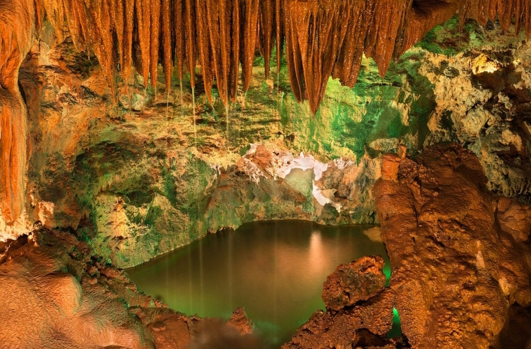grottes portugal