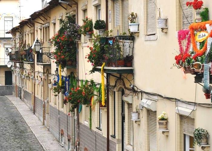 quartier historique